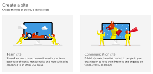 Creating and Sharing an Office 365 Communication Site - SharePoint Mike